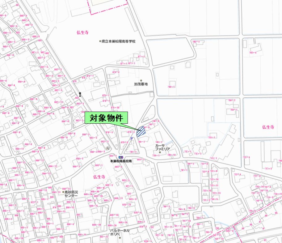 仏生寺字西田740-9